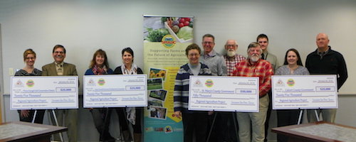 Regional Agricultural Grant SMADC