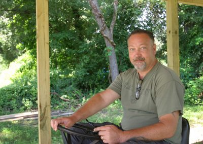 Building a vocational farm from the ground up