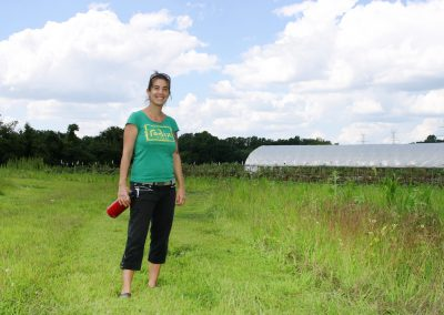 Getting the benefits out of full-time farming